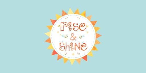 Childcare ticket - Rise & Shine Mini Retreat
