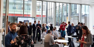 TheHill and Oxford Startups social mixer 6pm Wednesday 12 June