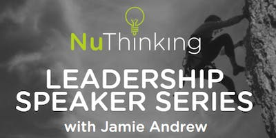 Leadership Speaker Series - Jamie Andrew - Hoofddorp, Netherlands - 27 June, 2019