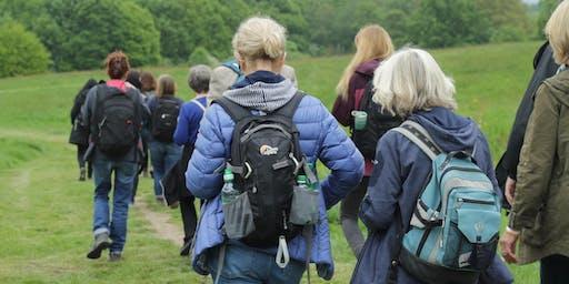 River Fleet - Women's Heath Walk and Swim