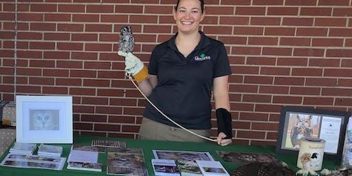 Raptor Center Meet and Greet