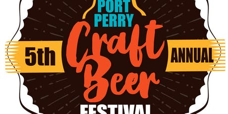 Port Perry Craft Beer Festival  tickets