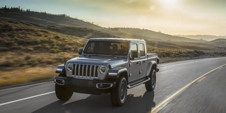 Clearwater, the Jeep® Gladiator is Coming to the 2019 Clearwater Music & Arts Festival tickets