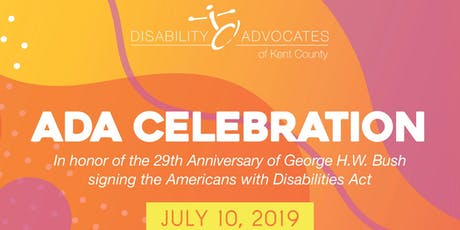 ADA Celebration 2019 tickets