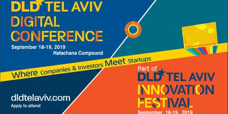 DLD - Tel Aviv Innovation Festival tickets