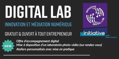 Digital Lab - Développer son entreprise grâce au référencement