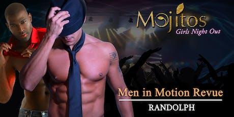 Men in Motion LIVE! Male Revue Randolph / Boston, MA tickets