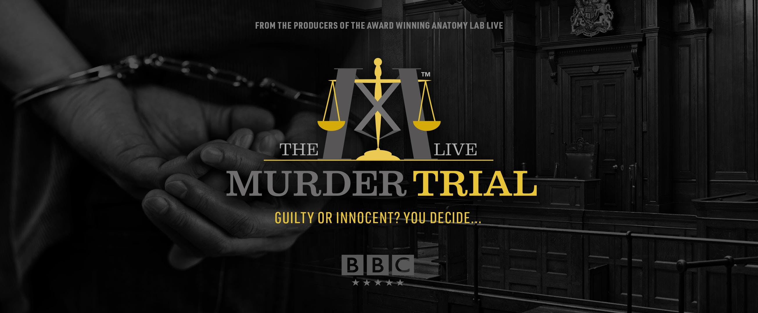 The Murder Trial Live 2019 | Chester 17/08/2019