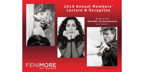 2019 Annual Members' Lecture & Reception tickets