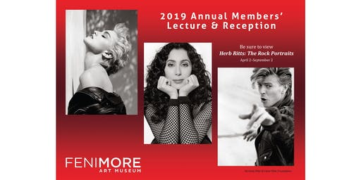 2019 Annual Members' Lecture & Reception