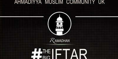 # BIG IFTAR(JOIN US TO BREAK FAST)