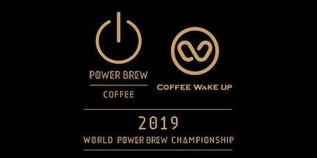 World PowerBrew Championship 台灣站 tickets