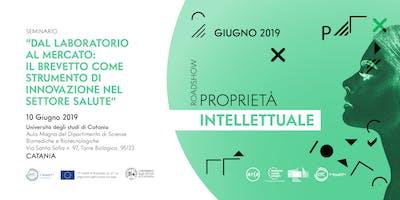 Dal laboratorio al mercato: il brevetto come strumento di innovazione nel settore salute _ Catania