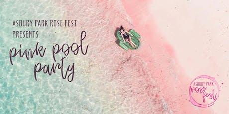 Asbury Park Rosé Fest - Pink Pool Party tickets
