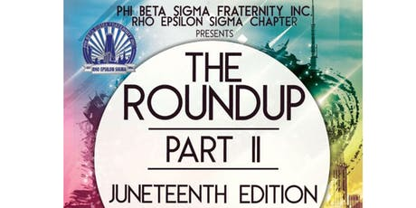 NYC Round Up Part II - Juneteenth Edition tickets