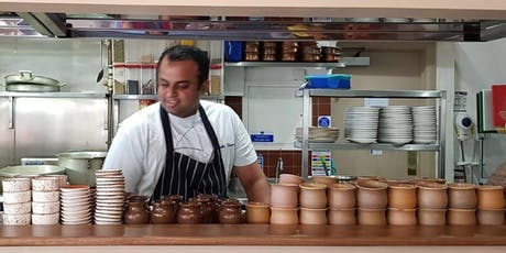 Sri Lankan cookery lesson with Kanthi from the Spice Circuit/ Easy Tiger tickets