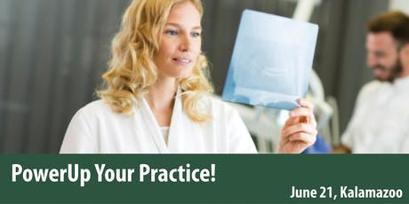 PowerUp Your Practice! - Your Team, Your Patient Care, Your Profits tickets
