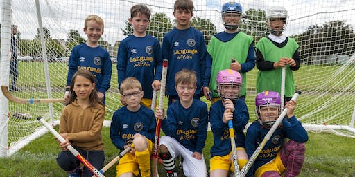 Glasgow Summer Shinty Camp