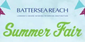 Battersea Reach Summer Fair 2019
