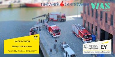 Hackathon Netwerk Brandweer - powered by VIAS en EYnovation™
