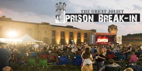 2019 Great Joliet Prison Break-In tickets