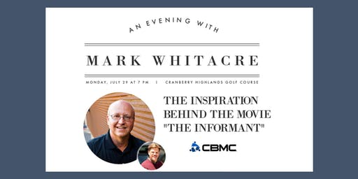 CBMC Pittsburgh Hosts Mark Whitacre