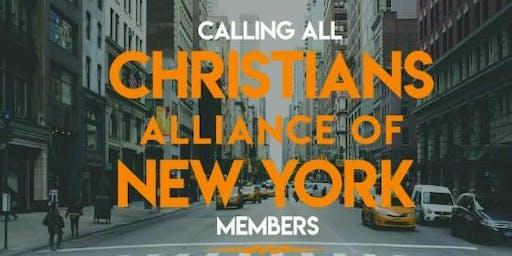 Christian Alliance Of New York reunion