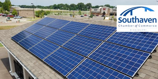 Commercial Solar Workshop + Tour at Southaven Chamber