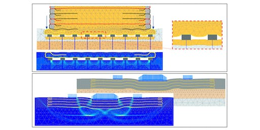 FREE Finite Element and Geosynthetics Webinar - August 6