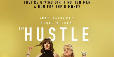 The Hustle (12A) tickets