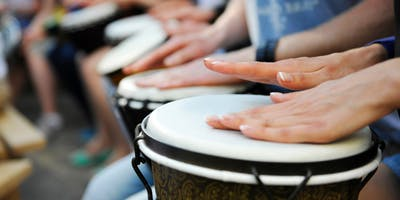 African Drumming Camp