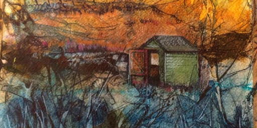 Mixed Media Workshop- Autumn With Pippa Ashworth