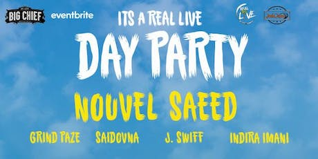 It's A Real Live Day Party tickets