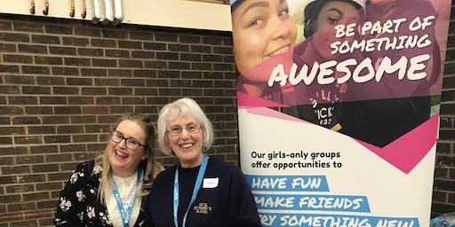 GFS Volunteer Training - Friday 20 September 2019