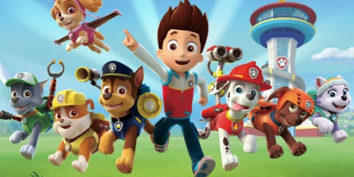 PAW Patrol- mommy & me (special guest)