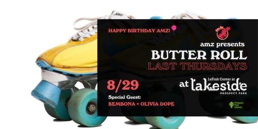 Butter Roll Last Thursdays at Lakeside Prospect Park