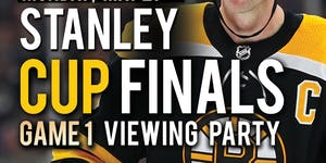 Stanley Cup Finals Game 1 Viewing Party @ The Greatest...