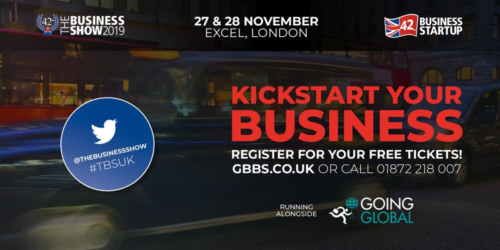 The Business Show Tickets, Wed 27 Nov 2019 at 10:00 | Eventbrite