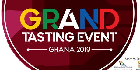 Wines Of South Africa Grand Tasting Event 2019 tickets