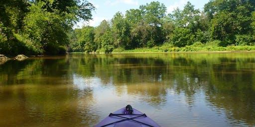 À la découverte de l'histoire et de l'écologie de la Rivière aux Brochets en kayak - Départ de 9:00