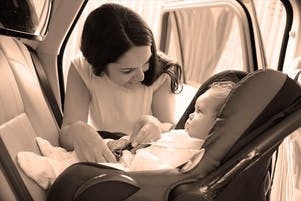 Car Seat Safety Inspection