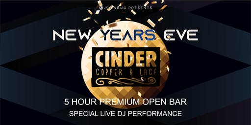 Joonbug.com Presents Cinder New Years Eve Party 2020