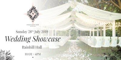 Rainhill Hall Wedding Fayre