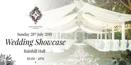 Rainhill Hall Wedding Fayre  tickets