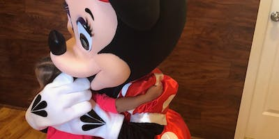 Minnie & Mickey cookie event (special guest)