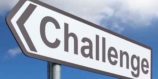I AM A CHALLENGE