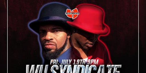 Wu Syndicate Performing Live- Illustrious Tour