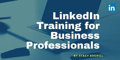 LinkedIn Training for BNI Professionals