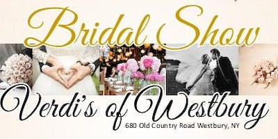 October 2nd FREE BRIDAL SHOW at Verdi's of Westbury in Westbury, NY