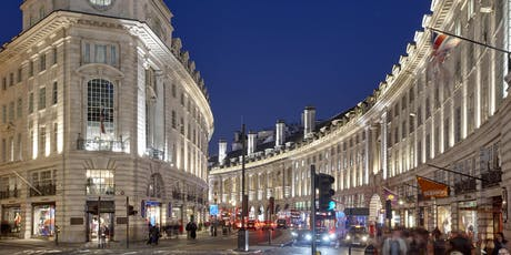 Regent Street 200th Saturday Walks  tickets